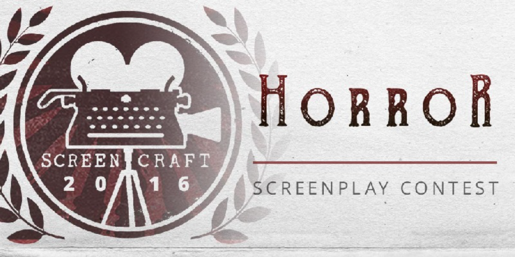 ScreenCraft Horror Grand Prize